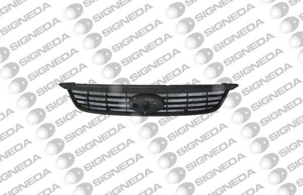 Решетка радиатора на Форд Фокус 2 поколение рестайлинг